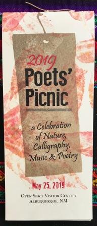 2019 Poets Picnic 2