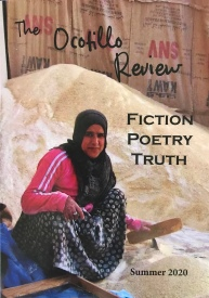 Ocotillo Review cover